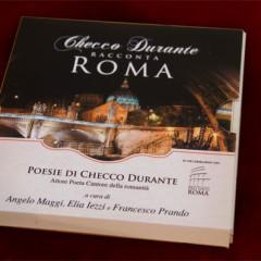Checco Durante Racconta Roma