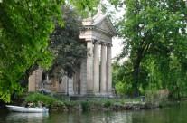 Foto Roma – Tempio di Esculapio (Villa Borghese)