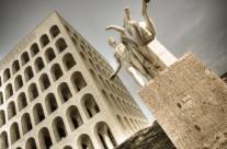 Foto Roma – Colosseo Quadrato