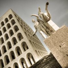 Palazzo della Civiltà del Lavoro | Eur