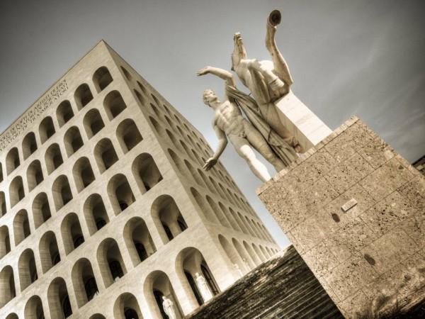 Colosseo Quadrato - Palazzo della Civiltà del Lavoro