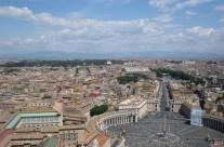 Foto Roma – Vista S.Pietro