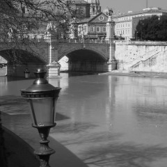 Foto Roma – Scorcio Tevere
