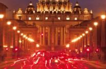 Foto Roma – Cuppolone con Traffico