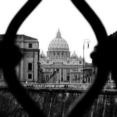 Foto Roma – San Pietro da lontano