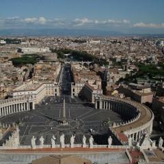 Foto Roma – S.Pietro dall'alto