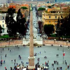 Foto Roma – Piazza del Popolo