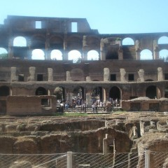 Foto Roma – Colosseo Interno