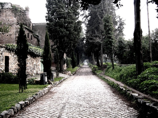Via Appia Antica - Parco Regionale dell'Appia Antica