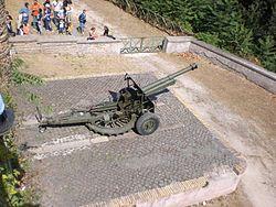Il famoso Cannone del Gianicolo
