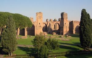 Scopri Roma in 3 giorni: 3 Tappa Terme di Caracalla