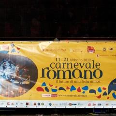 Carnevale Romano 2012