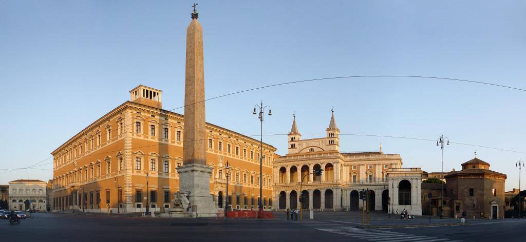 Palazzo Lateranense, Roma - San Giovanni
