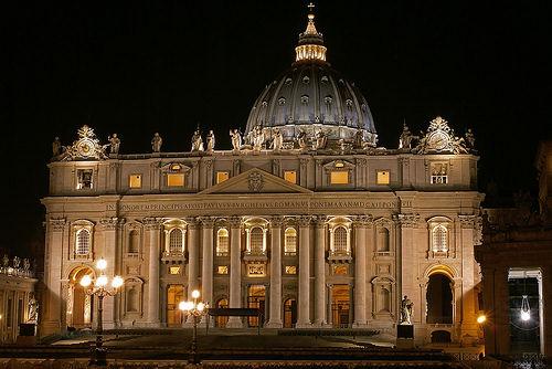 Basilica San pietro in Vaticano - Piazza San Pietro
