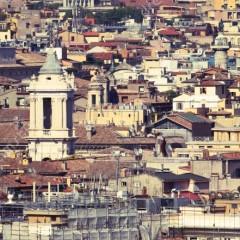Panorama dai Tetti del Centro Storico