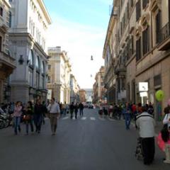Via del Corso – La via dello Shopping