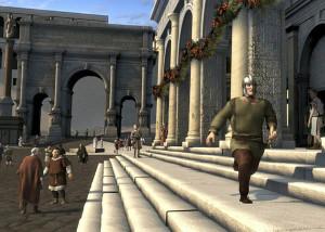 Riproduzioni di immagini 3D al Museo 3D Rewind Rome