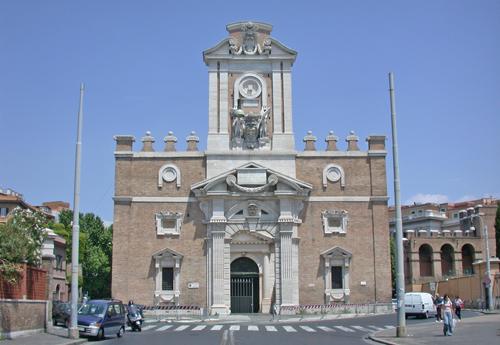 Porta Pia - Roma