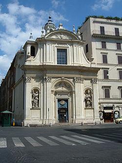 Chiesa dei SS. Andrea e Claudio Borgognoni