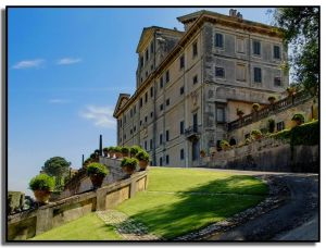 Villa Aldobrandini al Quirinale