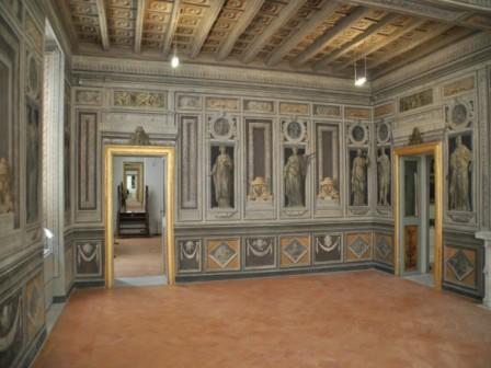 Galleria Nazionale d' Arte Antica - Palazzo Barberini