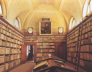Biblioteca Angelica, Roma