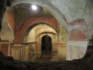 Catacombe Priscilla