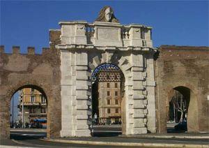 Porta San Giovanni, Roma