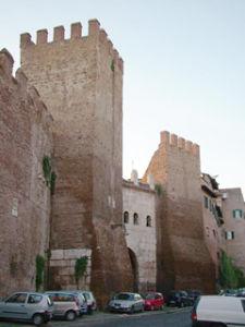Porta Tiburtina - Porta San Lorenzo