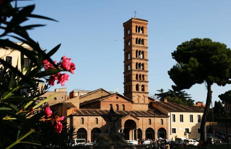 La Chiesa di Santa Maria in Cosmedin