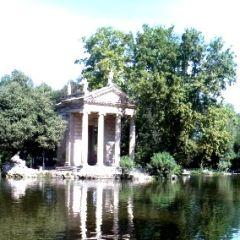 Villa Borghese – Il Parco di Roma