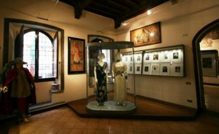 Biblioteca e Museo Teatrale del Burcardo
