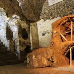 Catacombe dei Santi Marcellino e Pietro