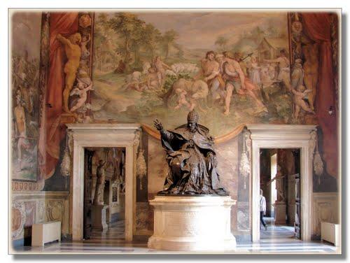 Sala Interna - Palazzo dei Conservatori, Roma