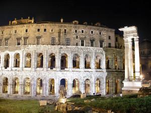 Teatro Marcello, Roma