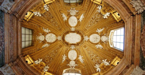 Interno Palazzo del Monte di Pietà