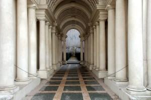 Interno di Palazzo Spada
