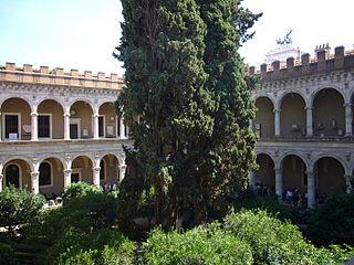 Interno di Palazzo Venezia, Roma