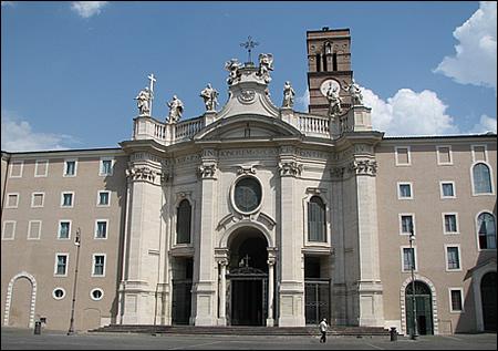 La Basilica di Santa Croce in Gerusalemme