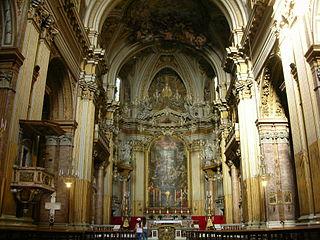 La Basilica Santi XII Apostoli