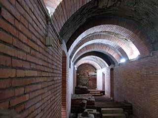 I sotterranei di San Lorenzo in Lucina