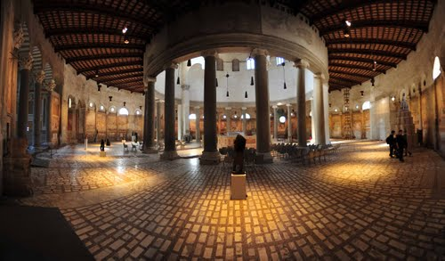 Chiesa di Santo Stefano Rotondo