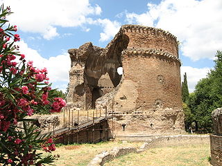Villa dei Gordiani - Roma