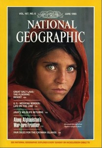 National Geographic - Ragazza Afgana