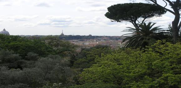 Riserva Naturale Monte Mario