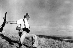 Robert Capa - Morte di un Miliziano