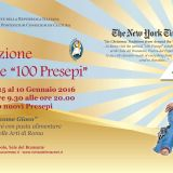 Mostra 100 Presepi – Roma