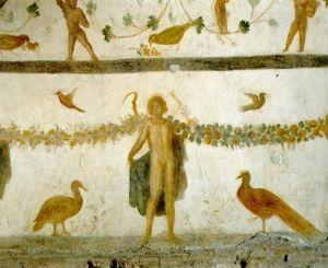 Case del Celio - Decorazione Pittorica