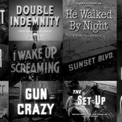 Era Notte ad Holliwood: I Classici del Cinema Noir