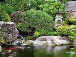 Il giardino giapponese a roma un opera di ken nakajima - Piccolo giardino giapponese ...